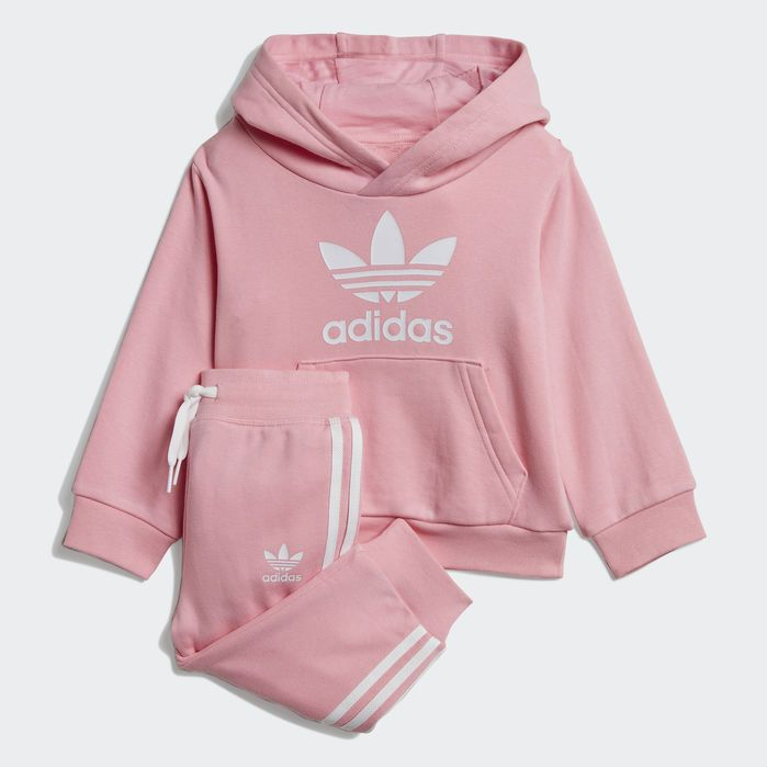 adidas Trefoil Hoodie Set in 2019 | Products | Adidas