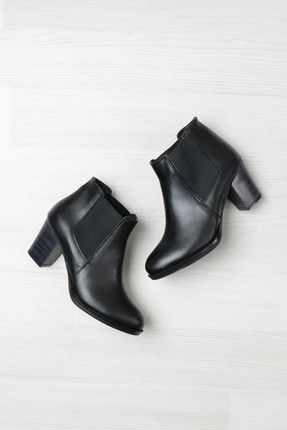 Bambi Siyah Kadin Bot Siyah Kadin Bot Bambi Kadin Http Www 1001stil Com Urun 5714214 Bambi Siyah Kadin Bot H Boots Ankle Boot Shoes