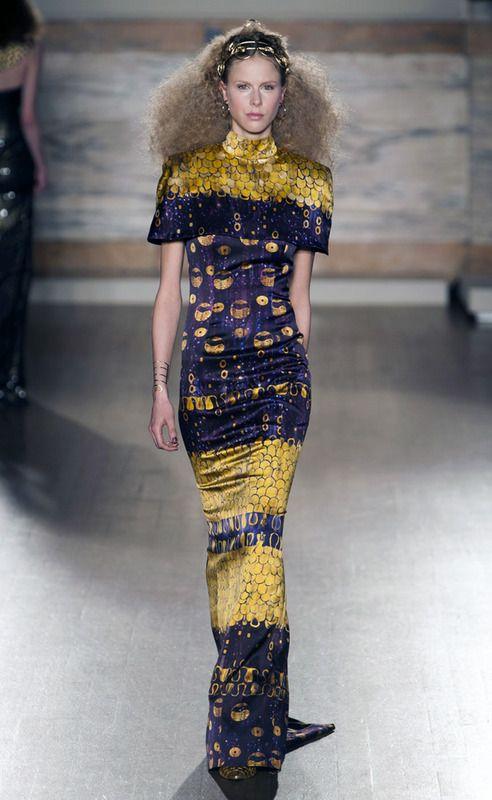 L'Wren Scott  London Fashion Week