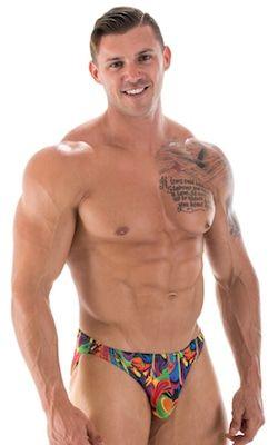 f5d218dbf8 Bikini-Brief Swimsuit in Tan Through Carnival ในปี 2019 | Men's Tan ...