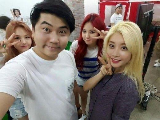 Sojin, Yura and Minah