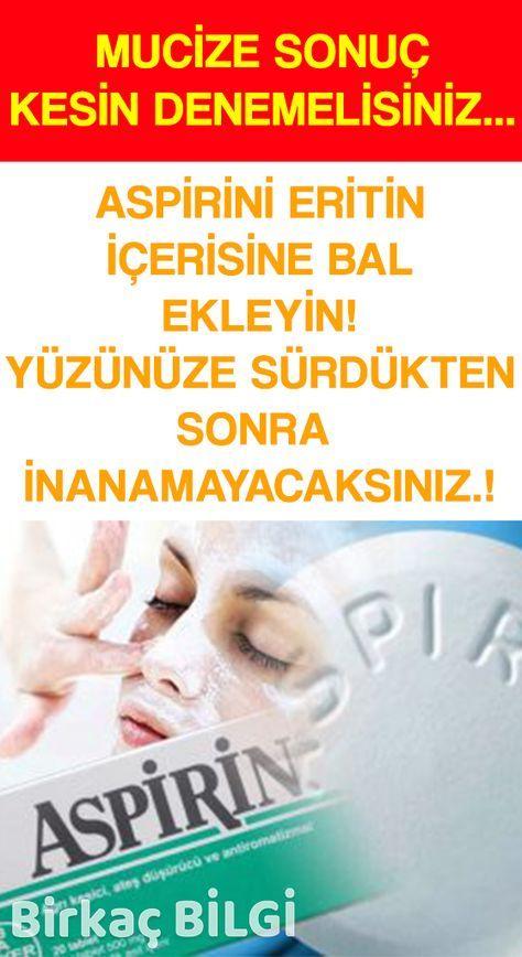 Aspirin Ve Bal Maskesi Kirisikliklardan Kurtulun Goruntuler Ile