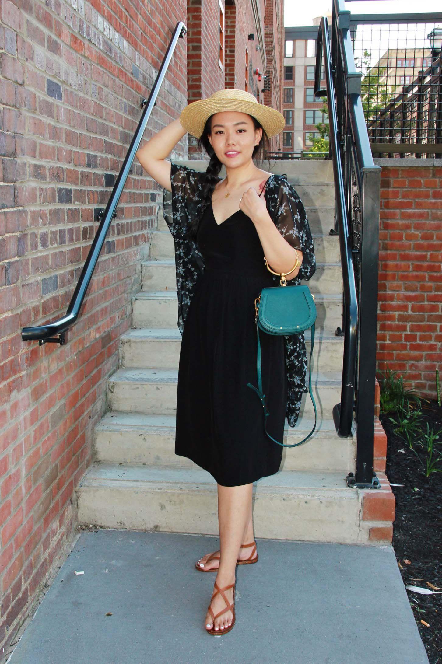 Little Black Dress 5 Styles Cafe Carrie Fashion Lifestyle Blog Black Dress Style Little Black Dress Fashion [ 2182 x 1452 Pixel ]