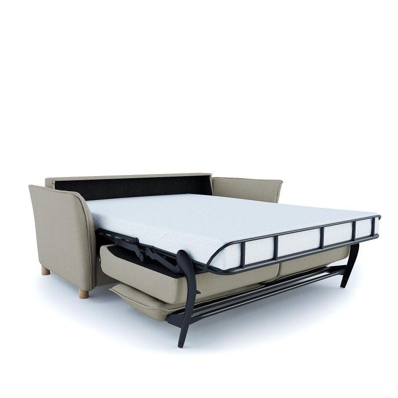 Schlafsofa Insideout 140 Als Tagesbett Mit 140 X 200 Cm Liegeflache Schlafsofa Bett Tagesbett