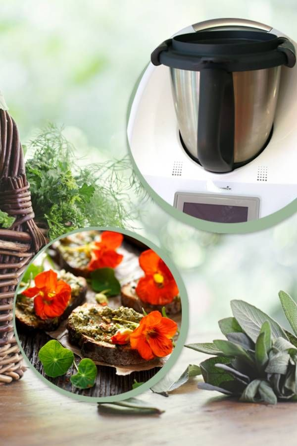 Photo of 10 healing recipes from the Thermomix