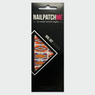 Nail Patch Me - Aztèque