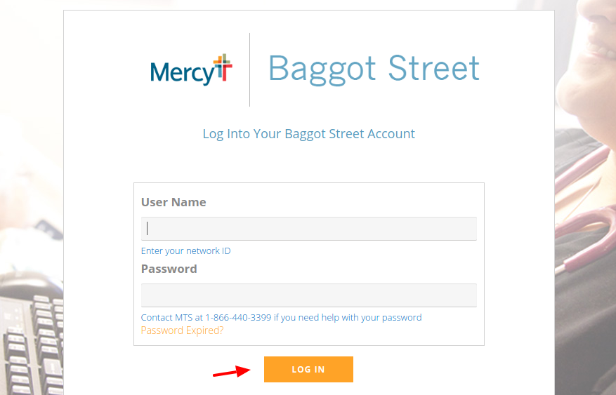 Baggotstreet Mercy Net Mercy Baggot Street Account Login Guide