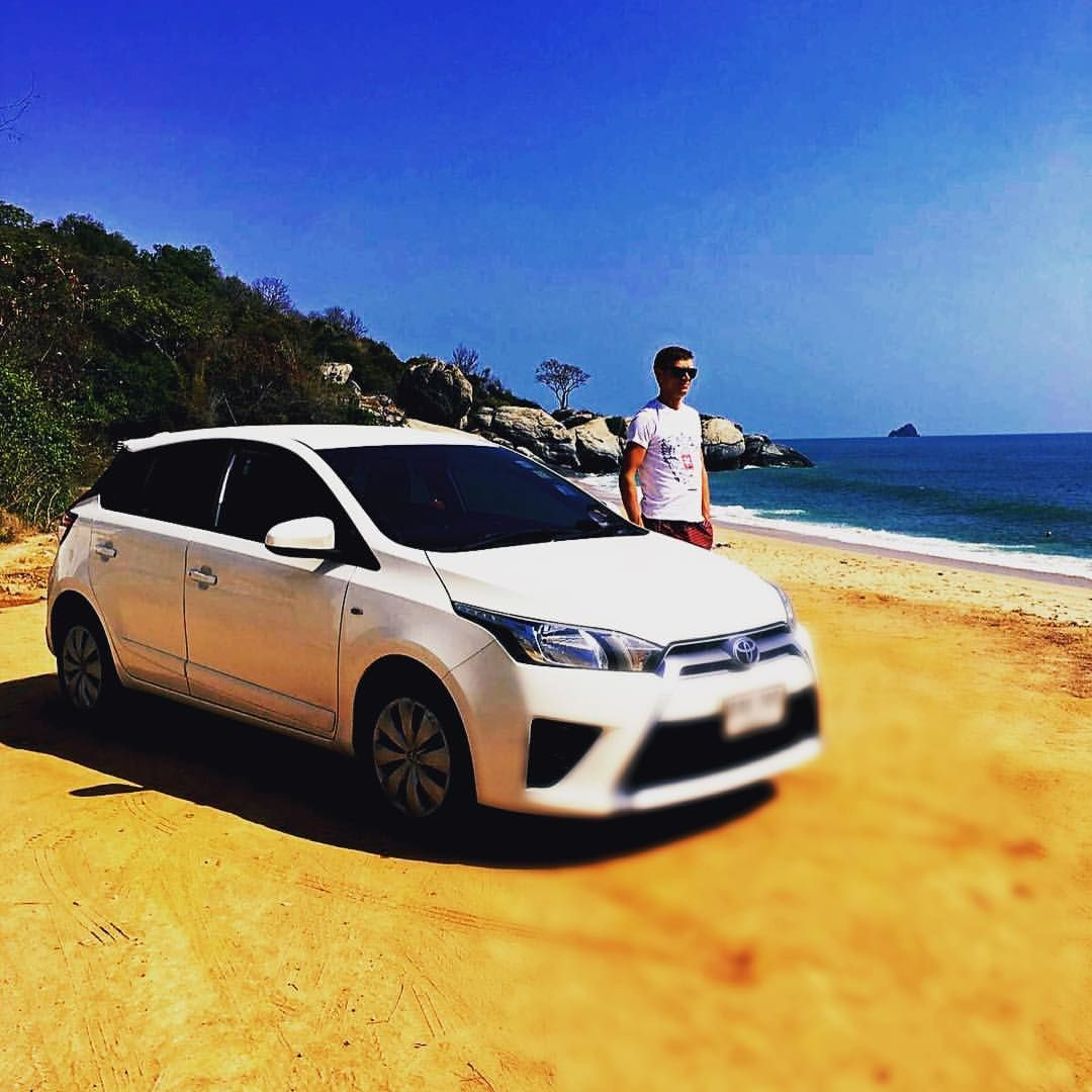 Thank You Sergey From Russia For Choosing Our Toyota Yaris