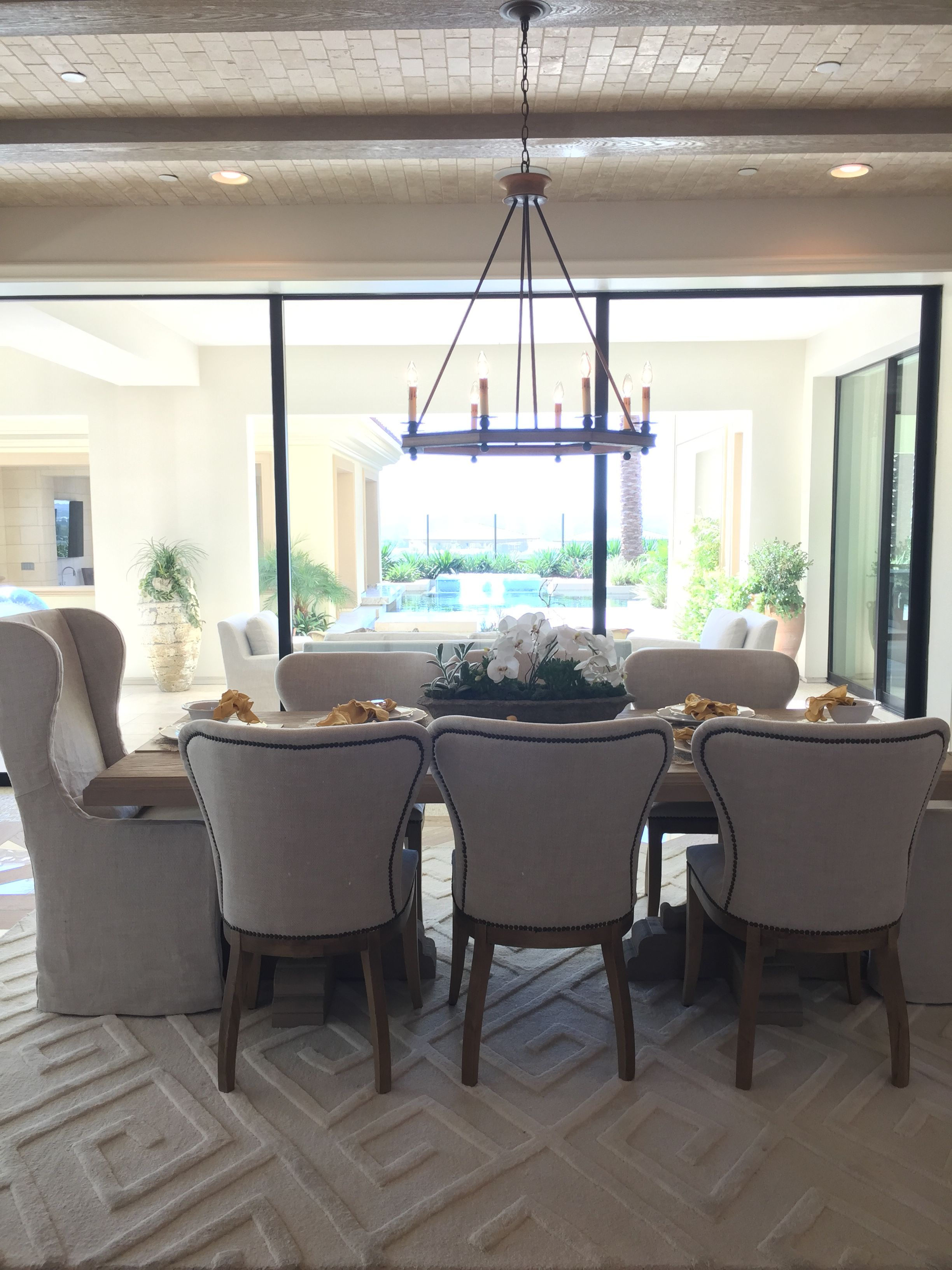 Toll brothers dining room | Home, Dining, Home decor