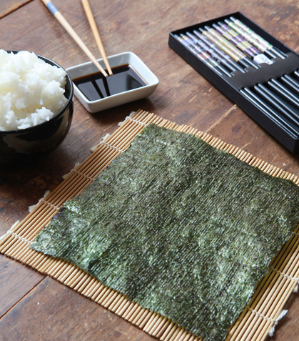 Recetas para hacer sushi