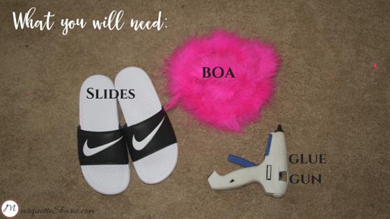 Fur slides, Diy slides