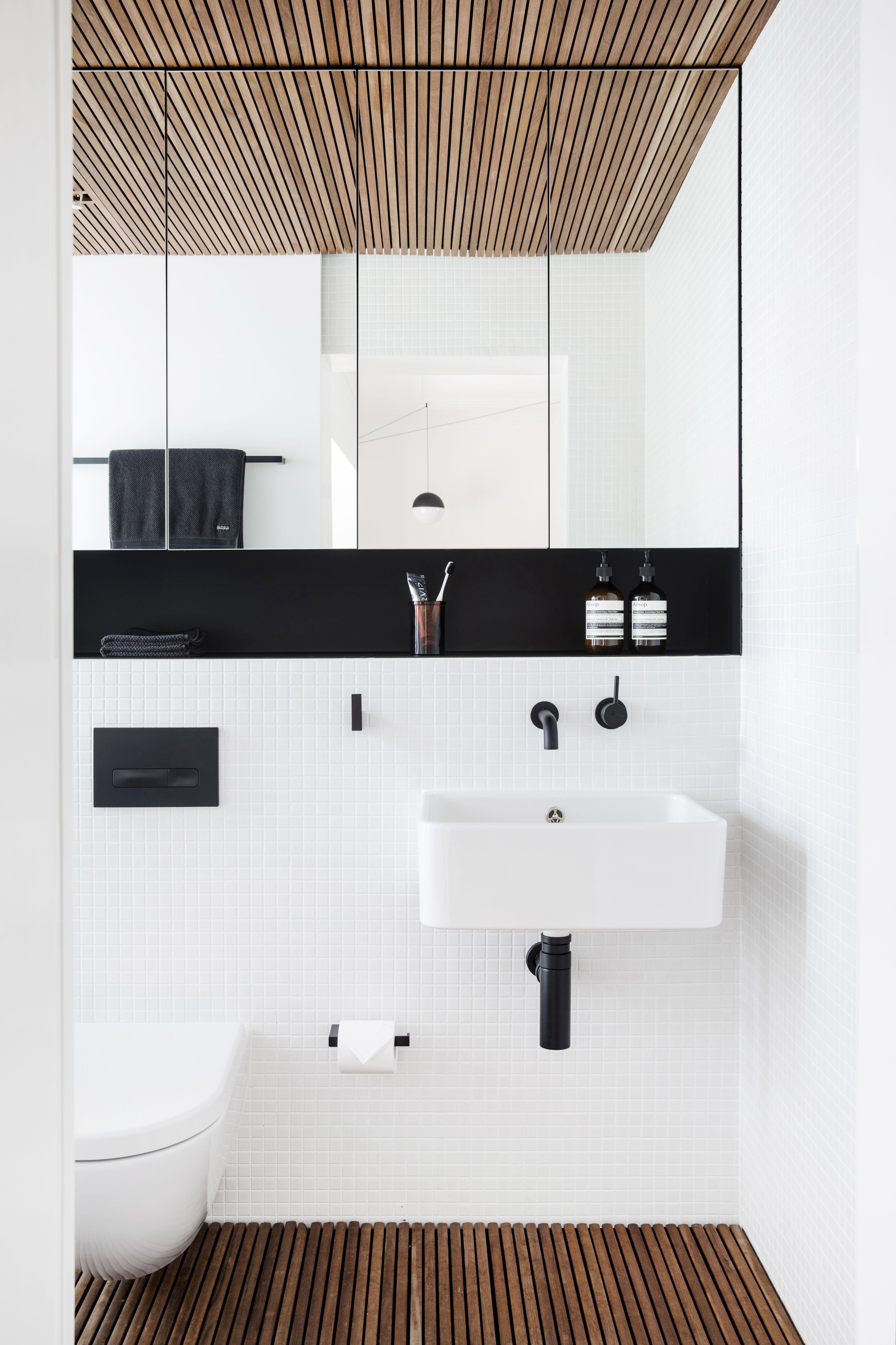 Nano Pad is a minimalist home located in Sydney, Australia, designed ...