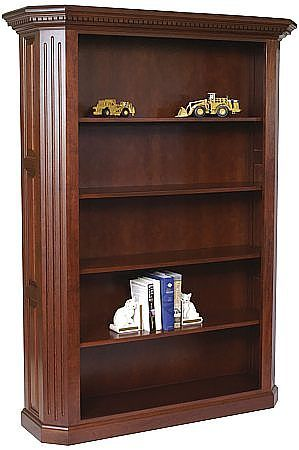 5th Avenue bookcase ..this would look great in an office with the 5th Avenue desks.