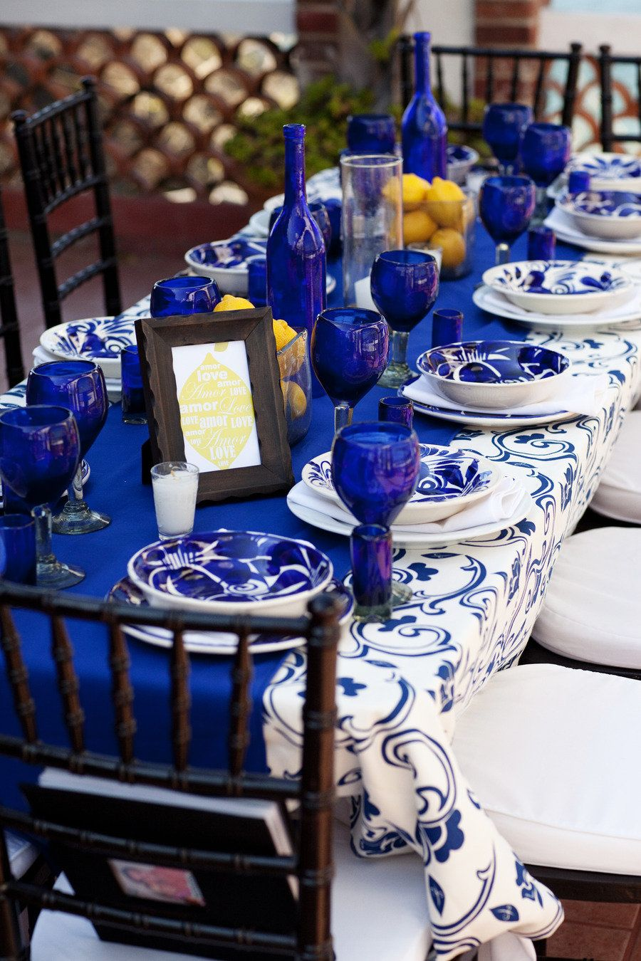 Sayulita Mexico Wedding By Nate Broshot Tablescapes