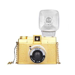 Diana F  and Flash - Gold