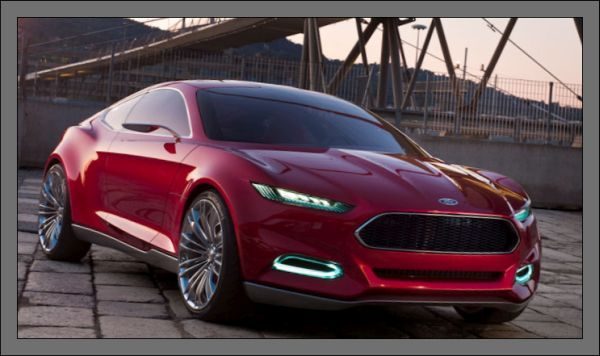 2016 Ford Thunderbird - Concept Cars 2017