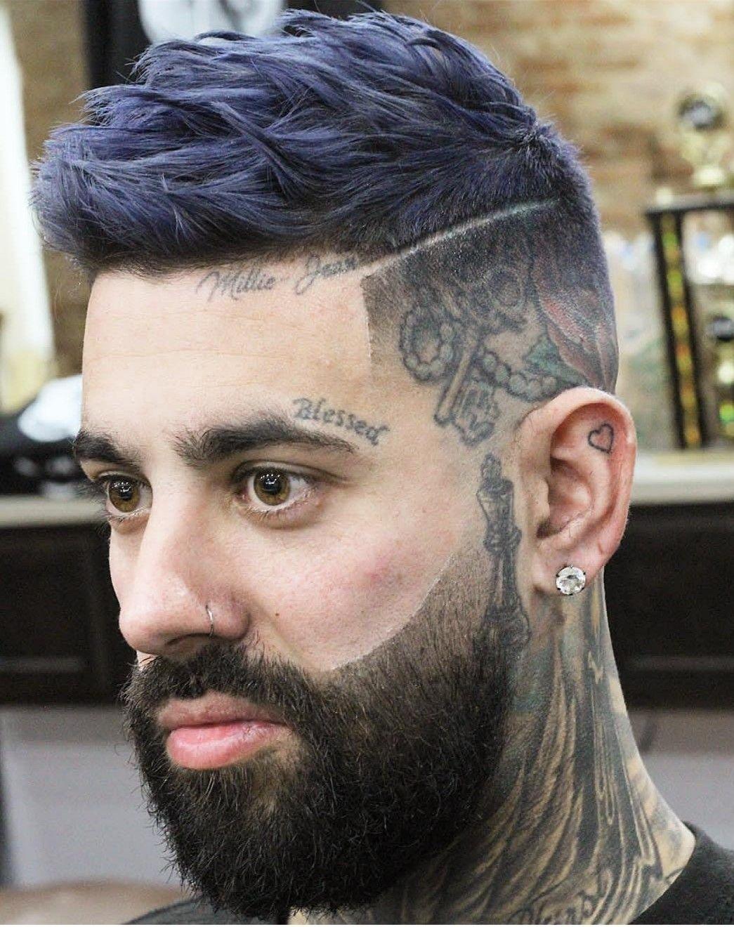 Haircut fade tattoo 2019 faded tattoo sleeve tattoos