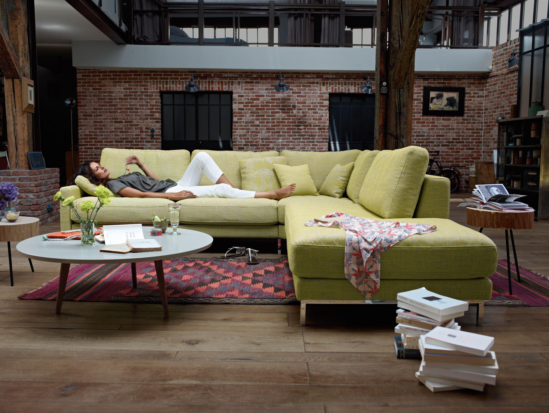 Rolf Benz Design Bank.Rolf Benz Ego De Meest Veelzijdige Bank Met Bovenaards Zitcomfort