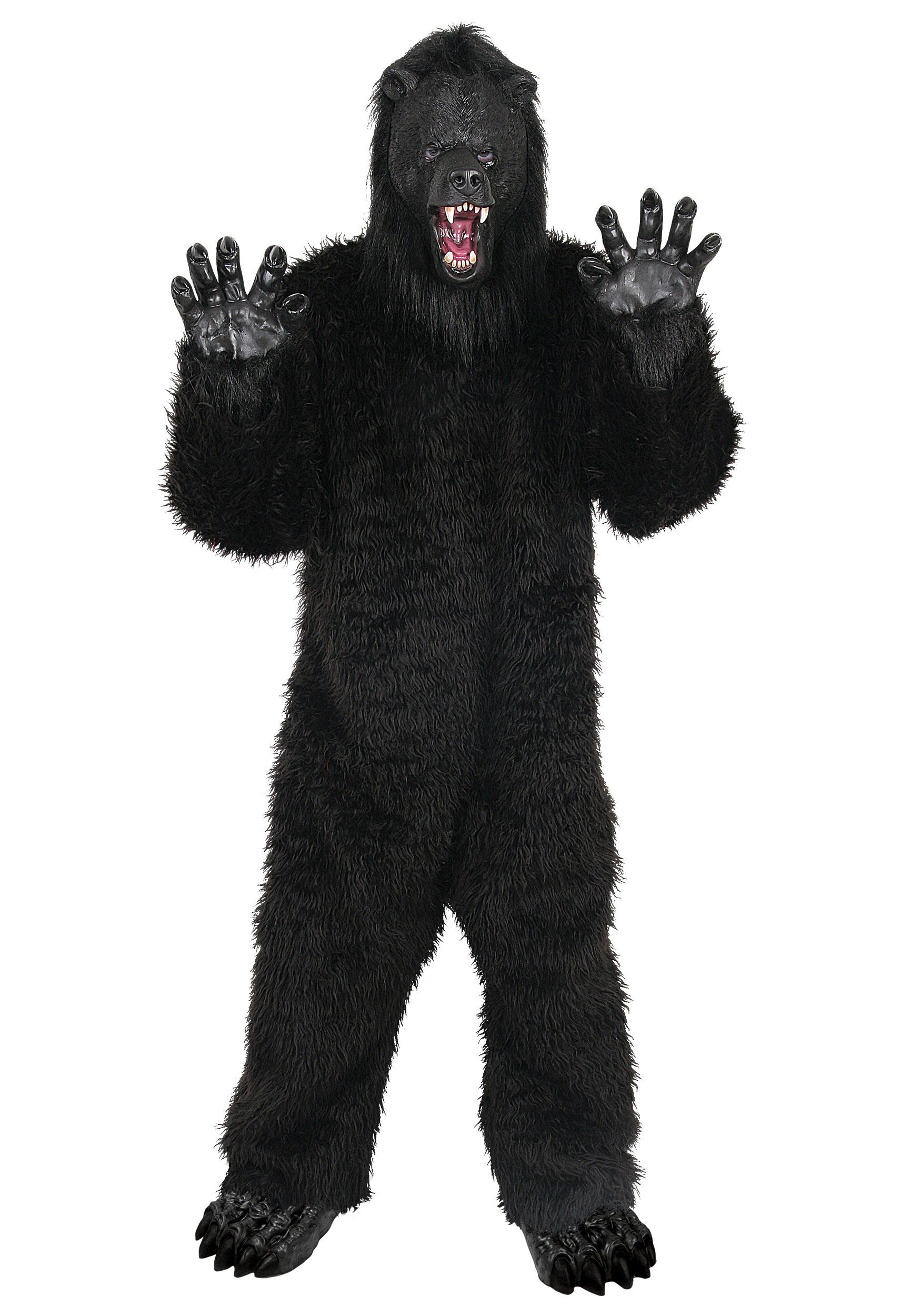 Adult Grizzly Bear Costume | Bear costume