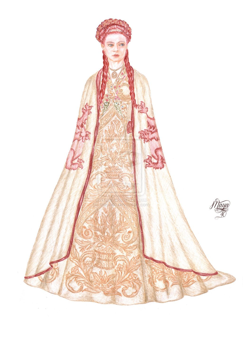 Sansa Stark Wedding Dress I Think It Is A Good Website For Couples Getting Married