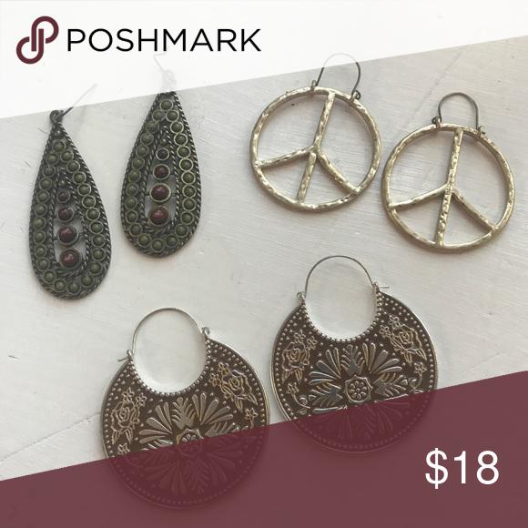 Download Boho earring bundle | Earring bundle, Boho earrings, Lucky ...