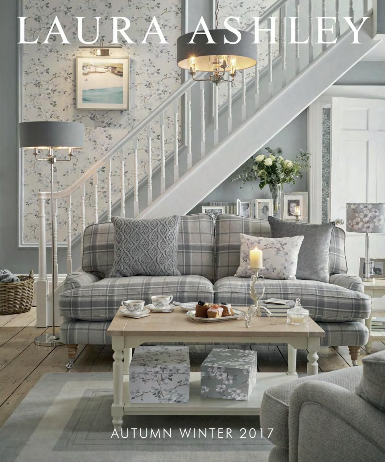 Wohnzimmer Englischer Landhausstil Laura Ashley Home Aw 2017 New Catalogue Laura Ashley