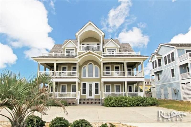 Beach Vacation Home The Four Horsemen Is A Luxury 8 Bedroom