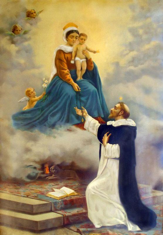 8 de Agosto: Santo Domingo de Guzmán (1170 1221), Fundador