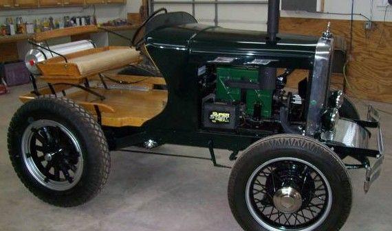 1928 Chevrolet Doodlebug Antique Tractors Vintage Tractors Small Tractors
