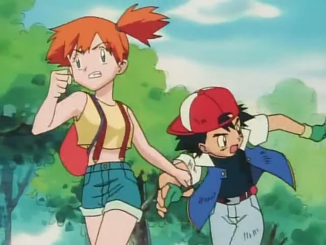 Pin on Random screenshots from the Pokémon anime
