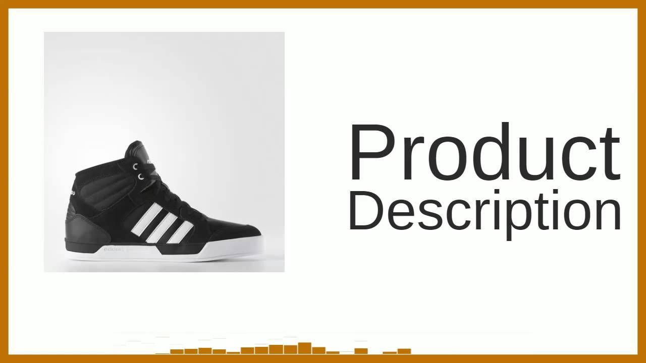 Adidas Mens BBNEO Raleigh Shoes