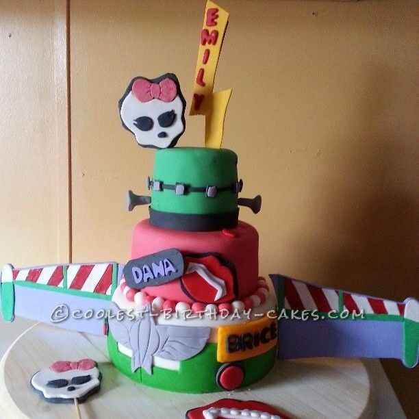 Coolest Birthday Cakes Cake Walk Pinterest Birthday Cakes