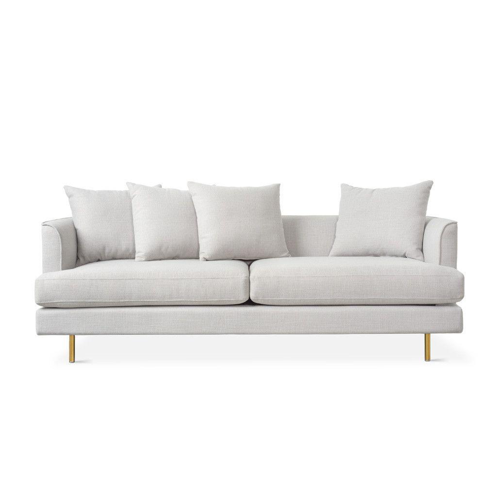 Margot sofa sofas u sleepers gus modern furniture pinterest
