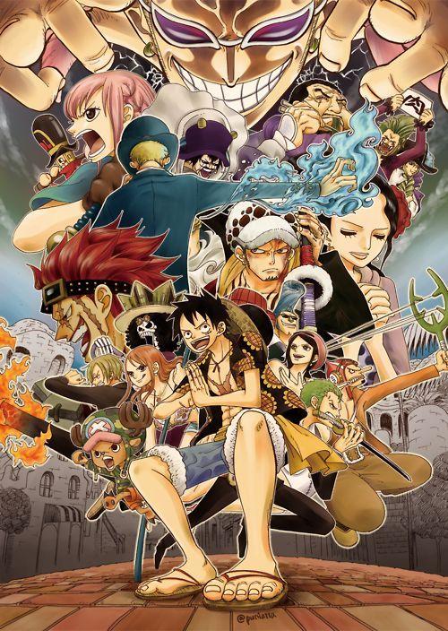 Pin By Jimmy On One Piece One Piece Manga One Piece Anime One Piece New World