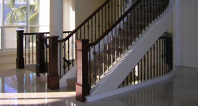 Stair Parts | Stair Supplies | Stair Handrails | Stair Treads | Iron  Balusters