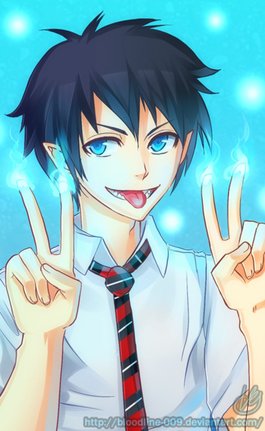 Pin by Wolfiena on Blue Excorcist Blue exorcist, Art, Anime