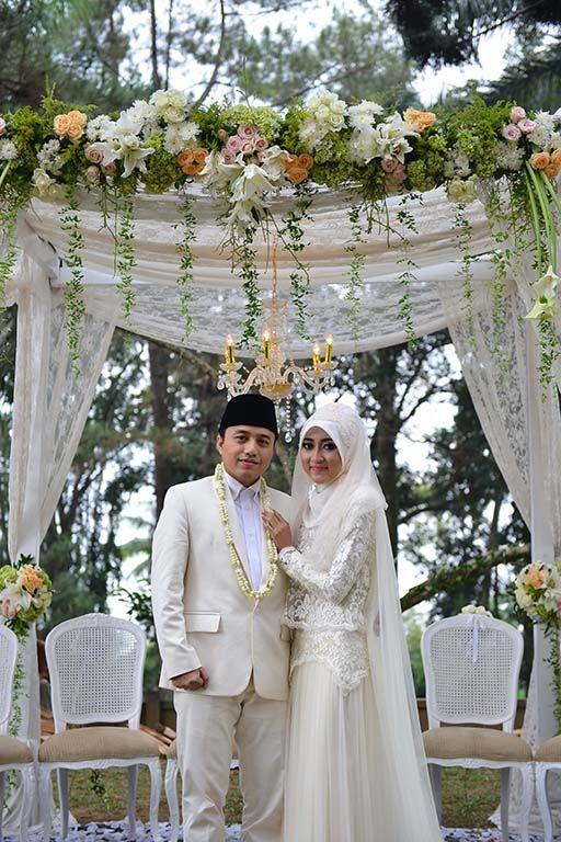 Andien Ippe Akad Nikah Ceremony Andien Aisyah Ippe Wedding