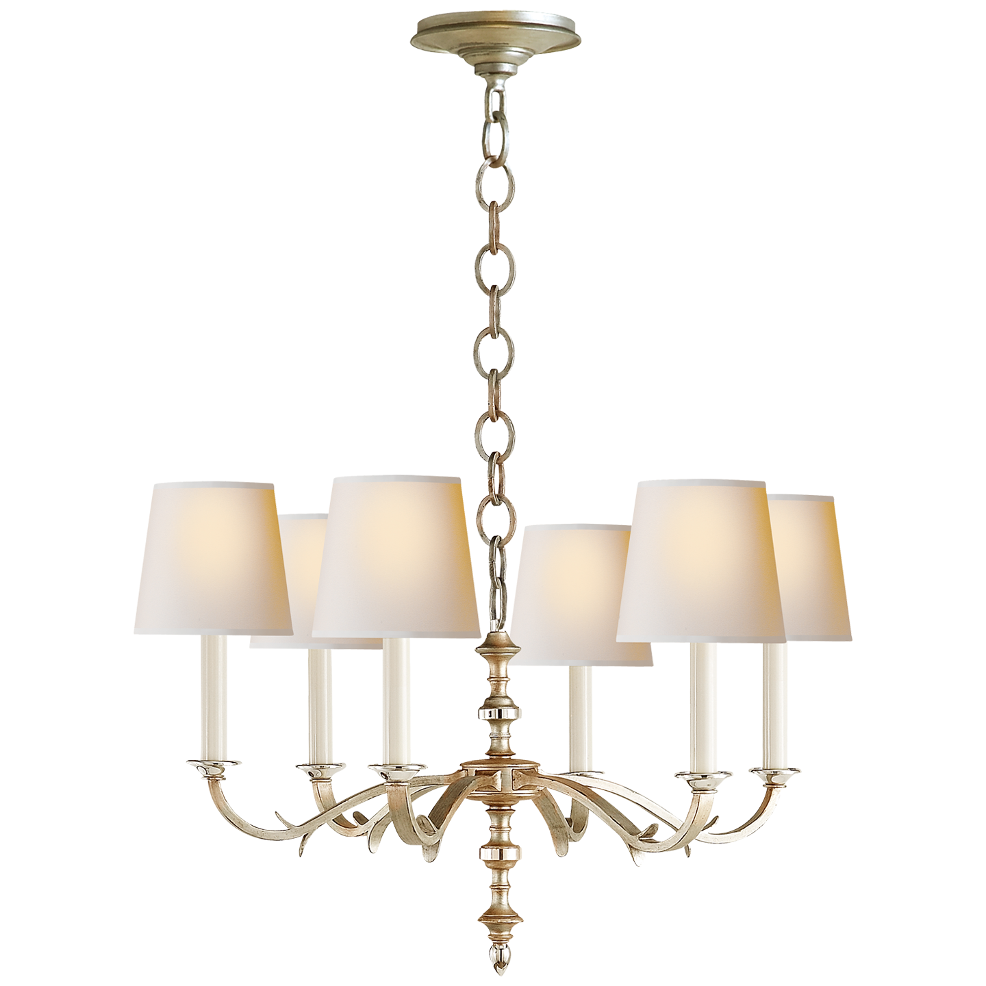 Mini Chandelier Shades Clip On Small Lamp Shade Set Of Six Rich