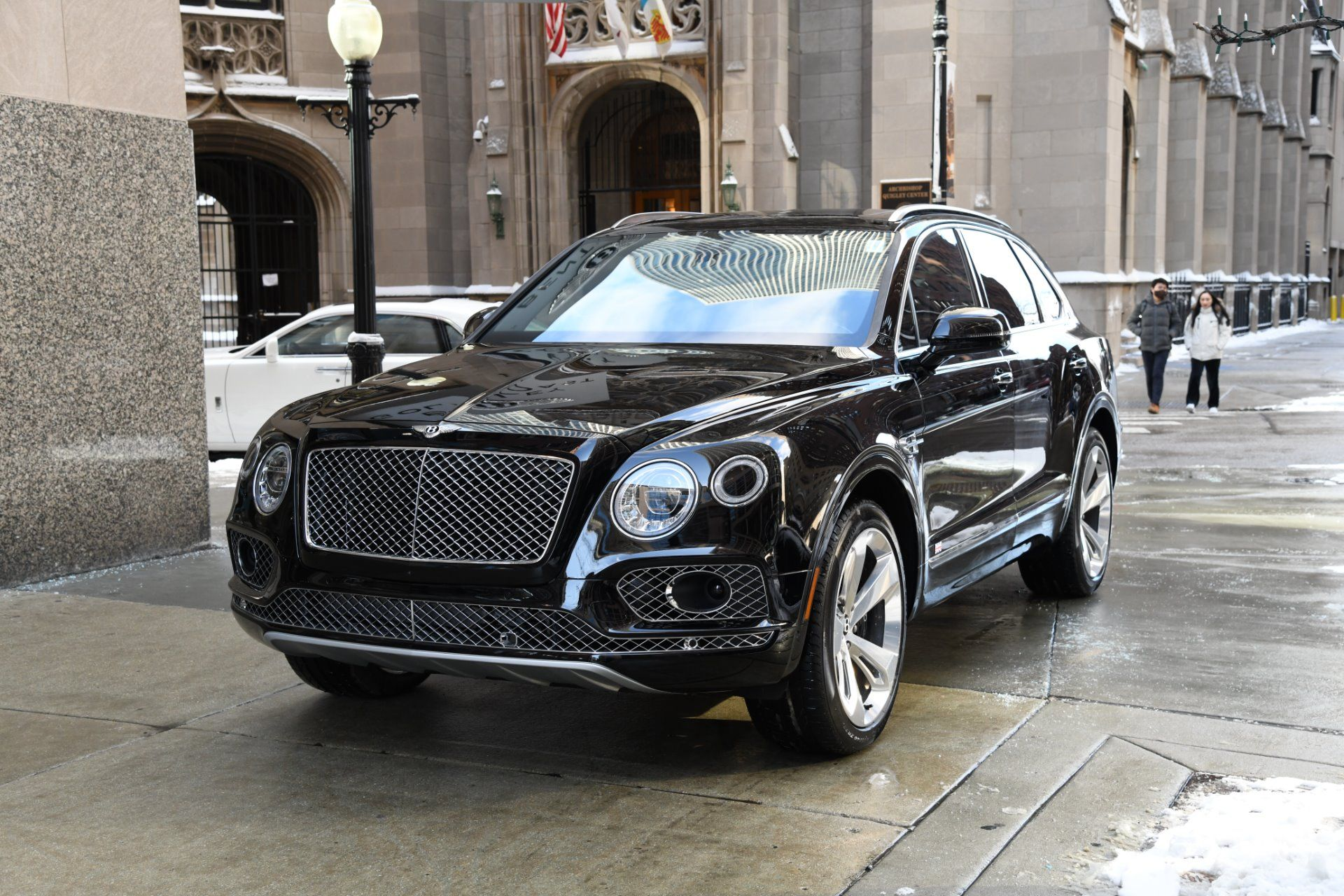 bentayga drive watch truck youtube bentley test tag price