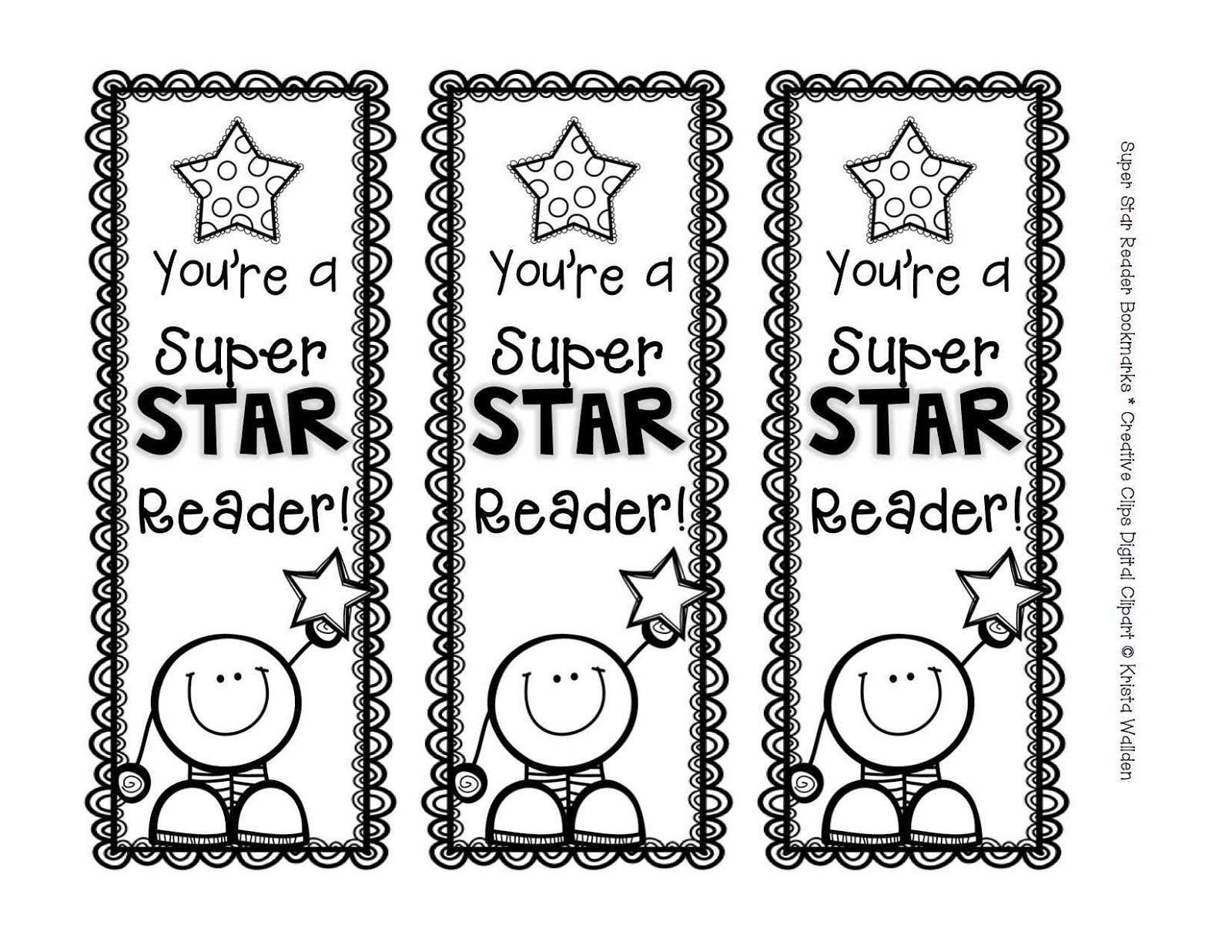 free printable bookmark templates to color - google search