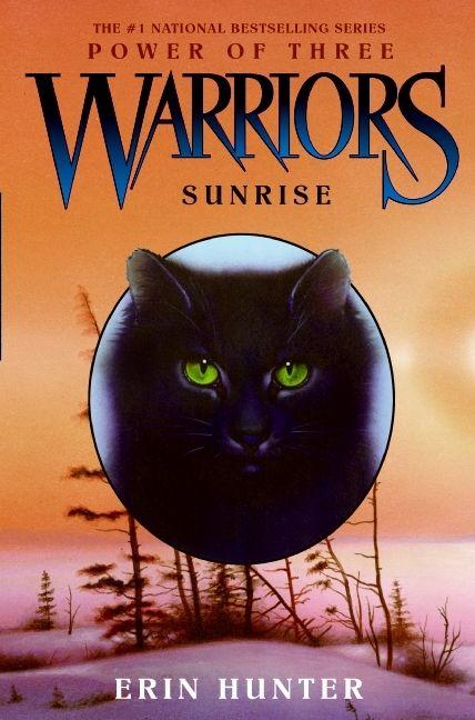 Warriors Power Of Three 6 Sunrise Erin Hunter Hardcover