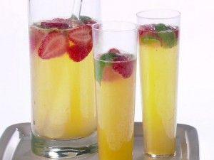 10 mimosa recipes! yum!