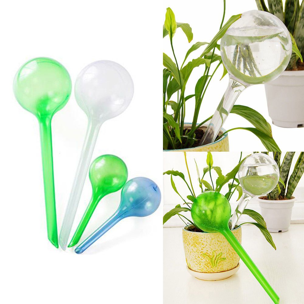 Automatic Watering Device Houseplant Plant Pot Bulb Globe Garden Waterer Mh In Home Garden Yard Garden Watering Bulbs Watering Globe Plant Watering Bulbs