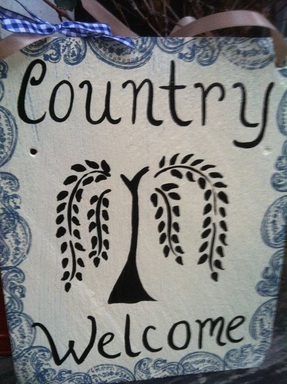 Country Signs Decor Stunning Home Decor Home Accents Primitive Signspainted Signs Country Review