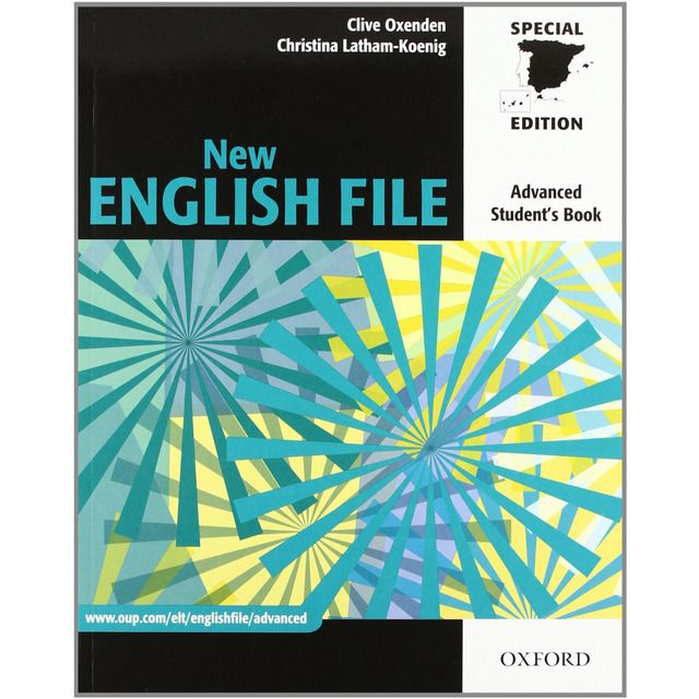 New English File 2nd Edition Advanced Student S Book Workbook