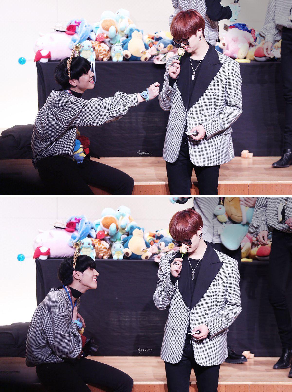 #YuGyeom #유겸 #GOT7 #JB #갓세븐 #k-pop #JYP