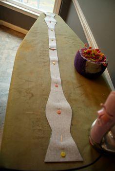 men 39 s bow tie tutorial diy pinterest n hen diy n hen und fliege n hen. Black Bedroom Furniture Sets. Home Design Ideas