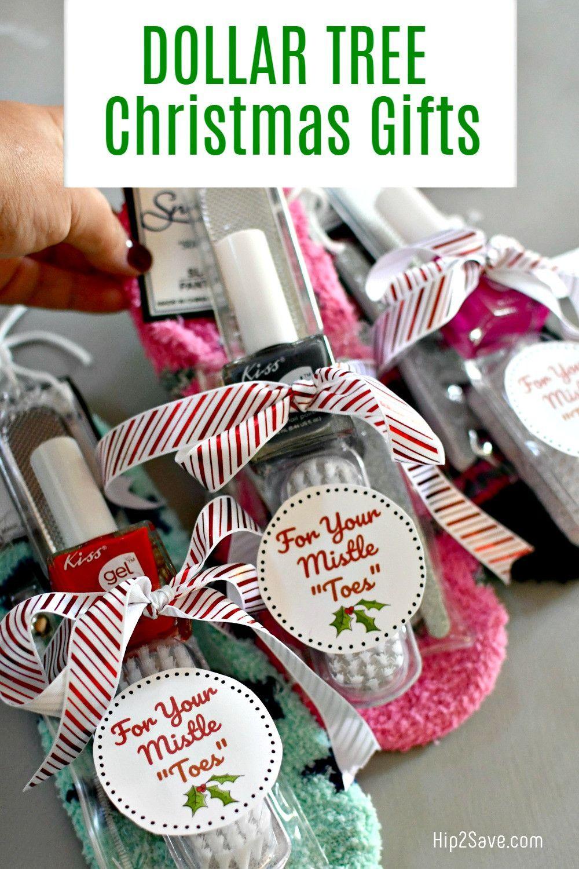 3 Non-Tacky Easy Dollar Tree Christmas Gift Ideas | All Under $4 Each