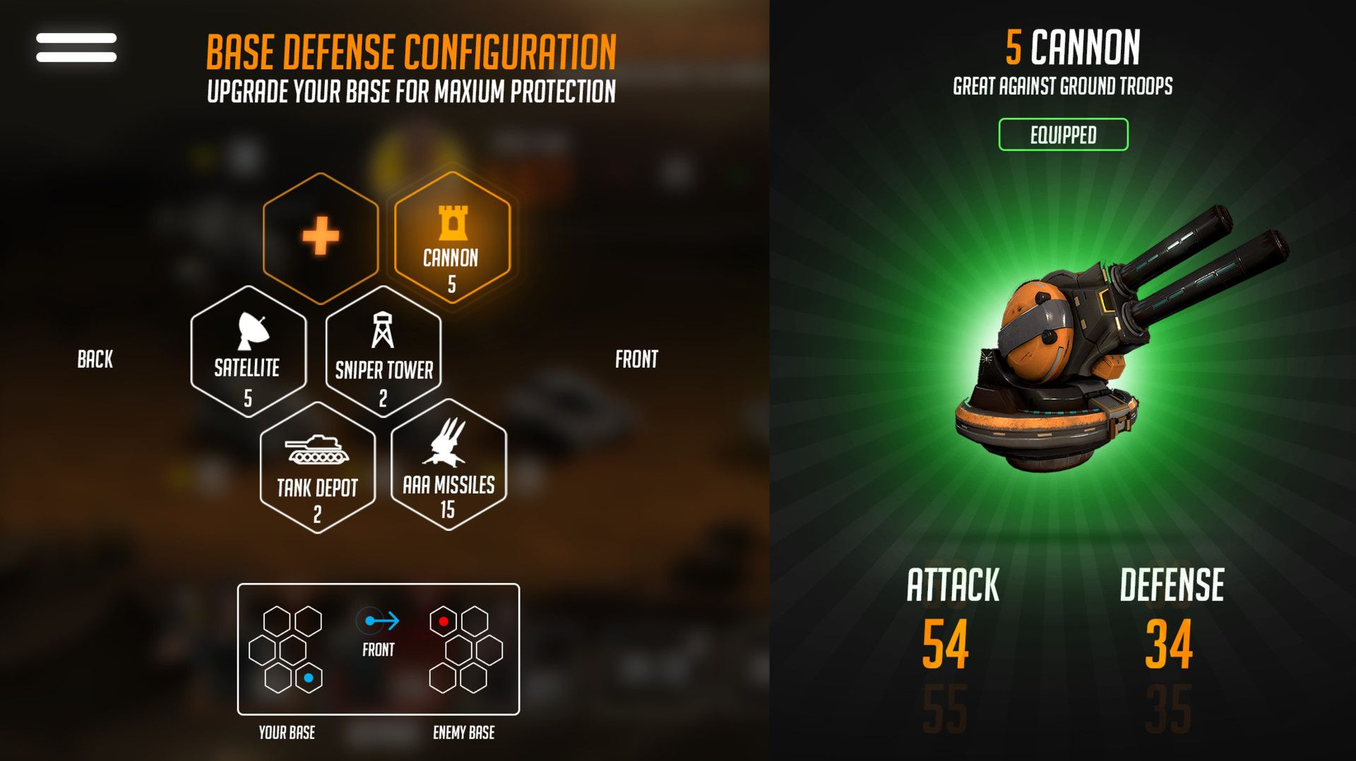 ios and android game league of war mercenaries ux magicians