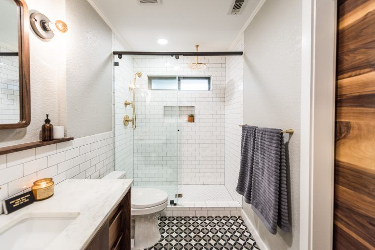 Denton Texas Denton Contractor Denton Renovation Denton Remodeler - Modern bathroom makeovers